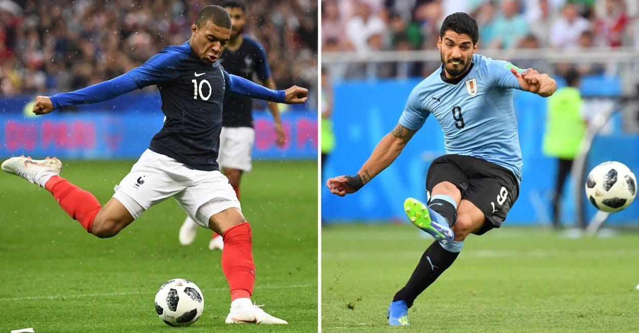 Mondiali 2018: URUGUAY FRANCIA Streaming e Diretta TV su Canale 5