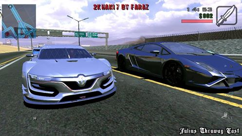 GTA2KHAN2017 Mod Pack For Android [Lite Version] cars screenshot