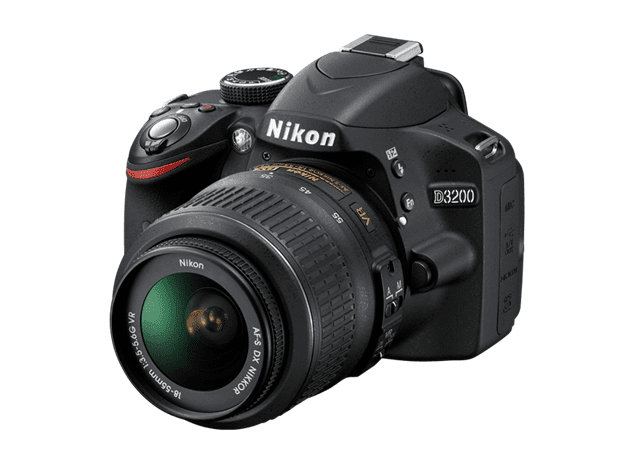 Nikon D3200 Software and Firmware Download