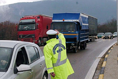 Απαγόρευση κυκλοφορίας φορτηγών αυτοκινήτων κατά τον εορτασμό της επετείου της 28ης Οκτωβρίου 2016