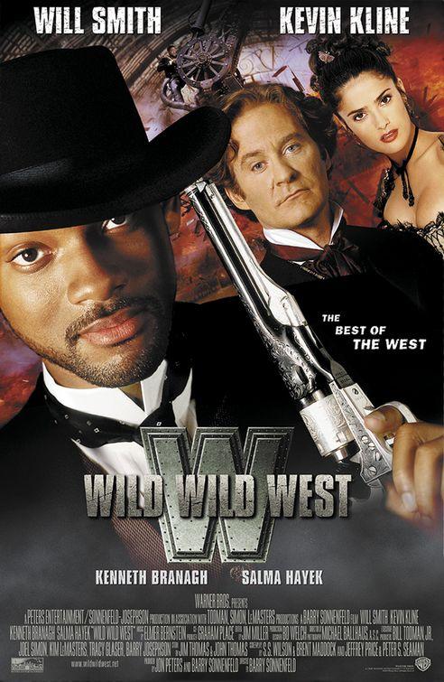 Wild Wild West (1999) คู่พิทักษ์ ปราบอสูรเจ้าโลก