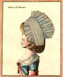 Theduchessindiamonds Fashion Plates Of Hats And Hairstyles