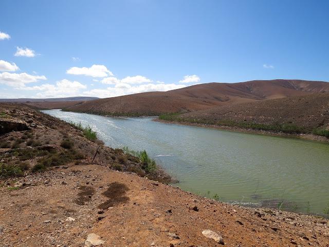 Embalse de los Molinos - Fuerteventura