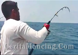 Jigging Fishing Second Strike Giant Trevally