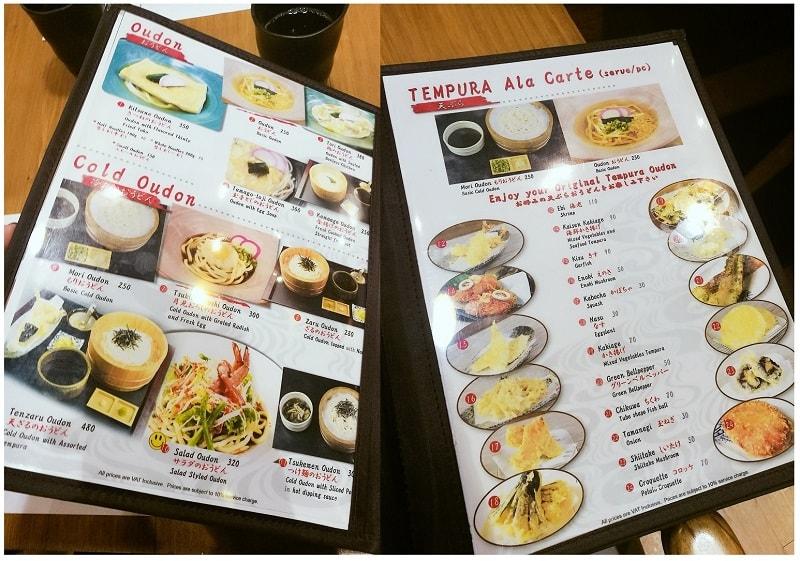 Oudon Japanese Restaurant review