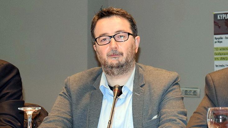 Δ. Παπατολίδης: Ο Τοψίδης θα εξυπηρετεί τα συμφέροντα των μεγαλοεργοδοτών