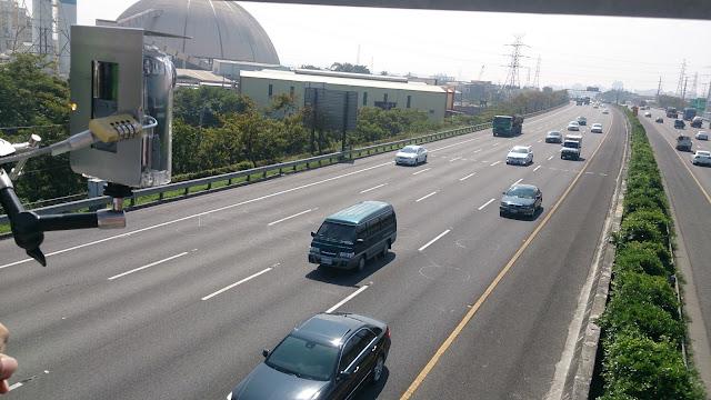 O2O縮時攝影工程解決方案首次拍攝國道高速公路營造工程