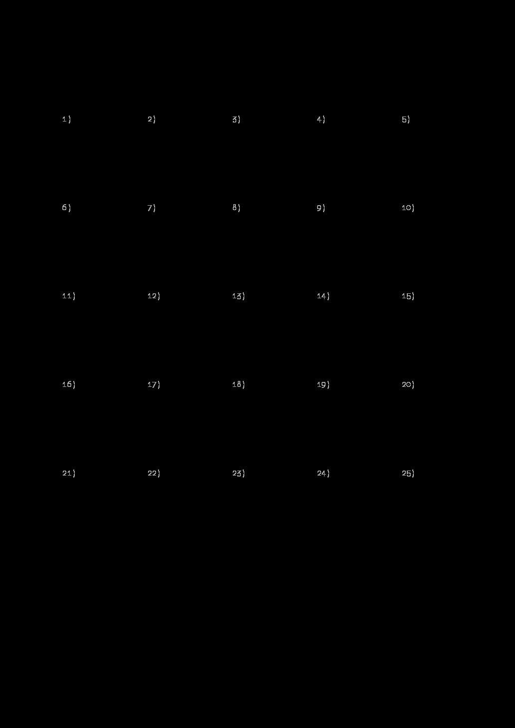 hojas de ejericios para primaria
