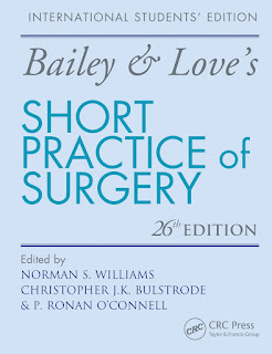 Bailey & Love's Short Practice of Surgery 26th edition
