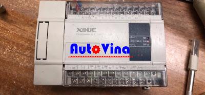 Đại lý bán PLC Xinje, nhận Crack password PLC Xinje XC3