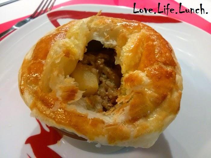 Bocconcini di manzo in crosta