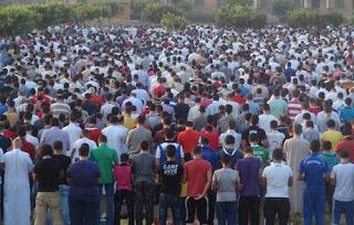 مشاهدة صلاة عيد الاضحى اليوم بث مباشر 21-8-2018
