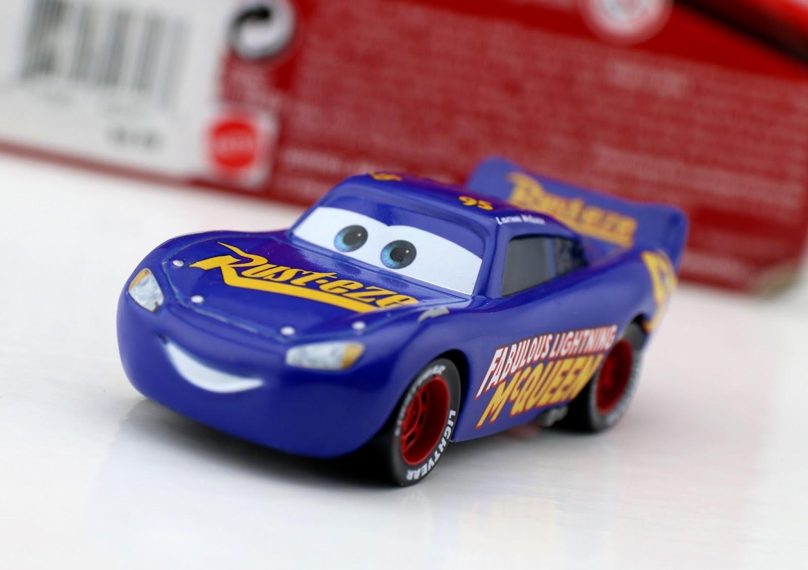 Cars 3 fabulous Lightning McQueen diecast