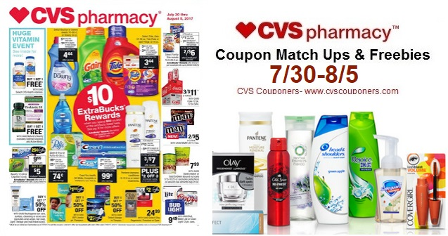 321b1dc749e CVS Coupon Matchups & Freebies (7/30-8/5) | CVS Couponers