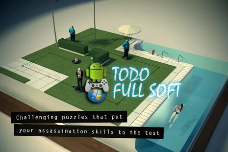 Descarga el juego Descargar Hitman GO v1.12.69685 para android