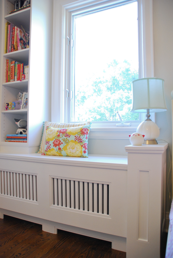 Window Bench Bookcase In One Rambling Renovators