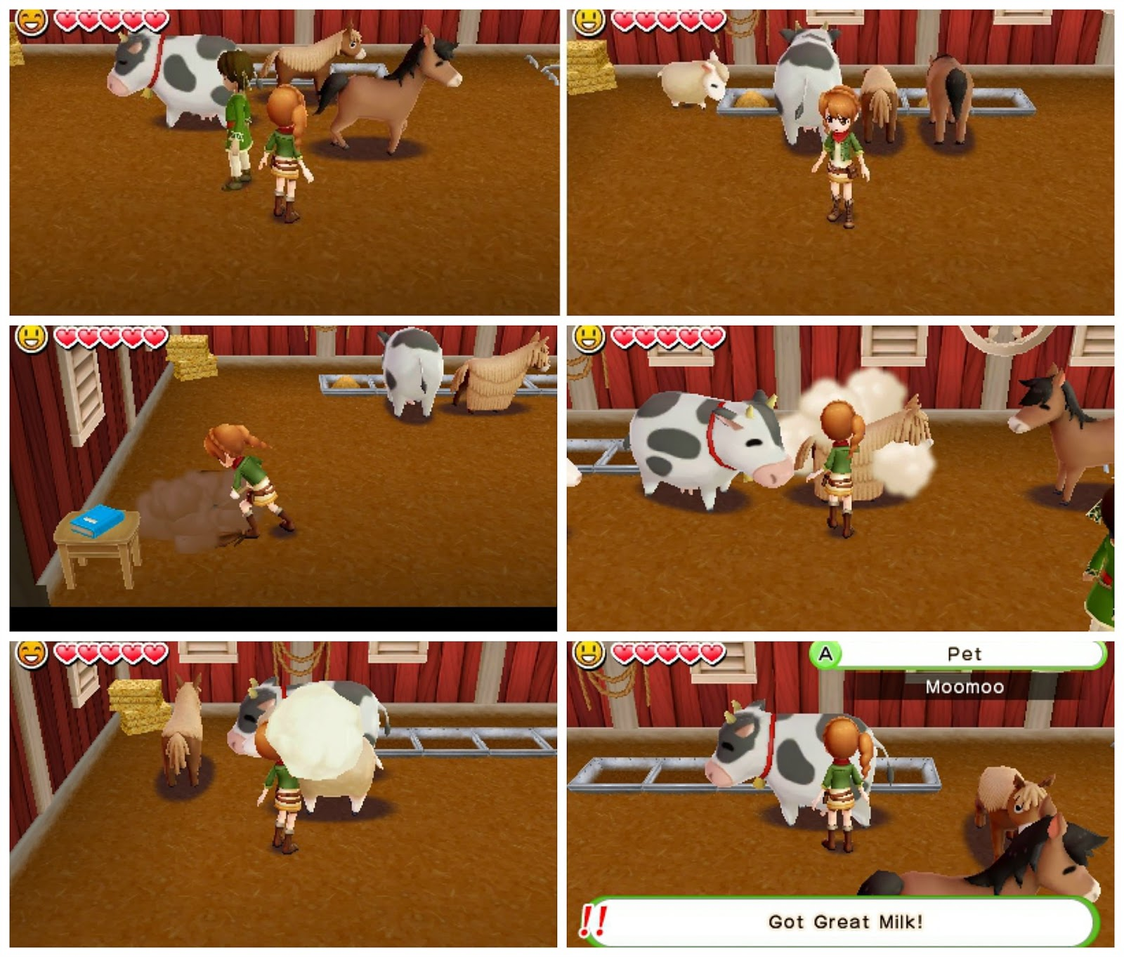 Harvest Moon Skytree Village, Nintendo 3DS, farm simulation game