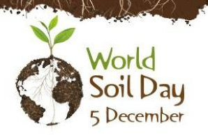 World Soil Day observed on December 5