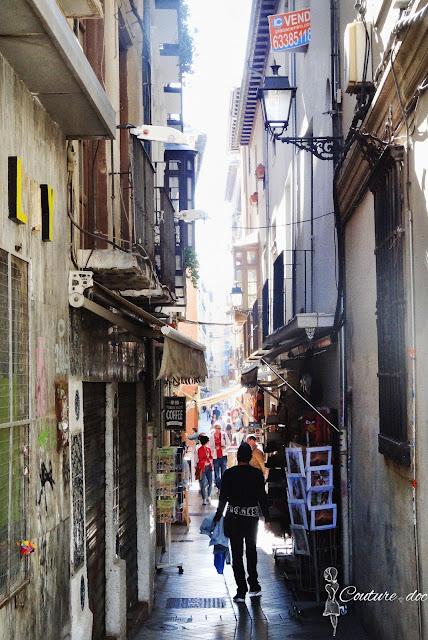 Arabska dzielnica Albayzin, Granada