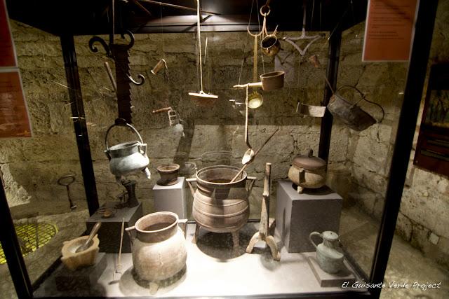 Museo Château de Monbazillac - Dordoña Perigord por El Guisante Verde Project
