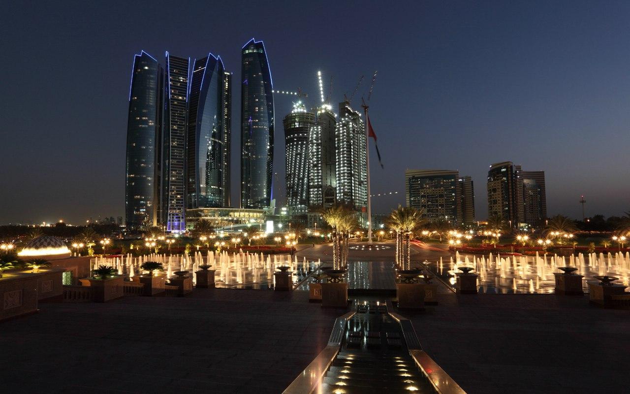 Роскошный Абу-Даби – архитектурный рай в пустыне