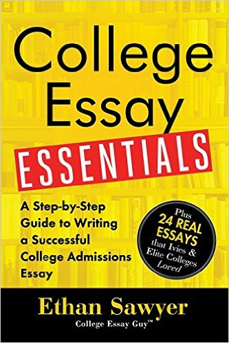 The College Essay Guy The Book The Interview The Stories Inside