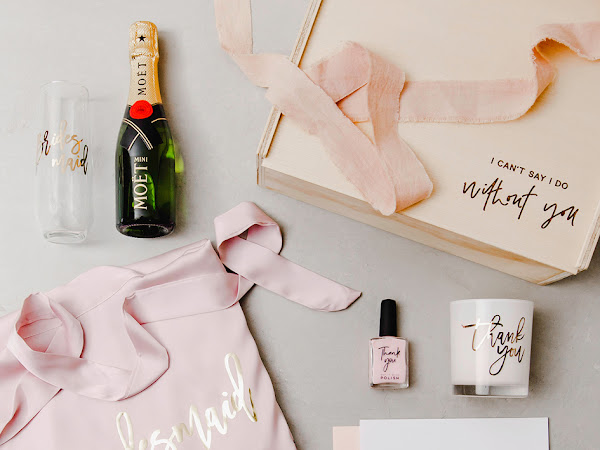 ➳ BRIDESMAID BOXES | THE PERFECT BRIDAL PARTY GIFTS INTERVIEW