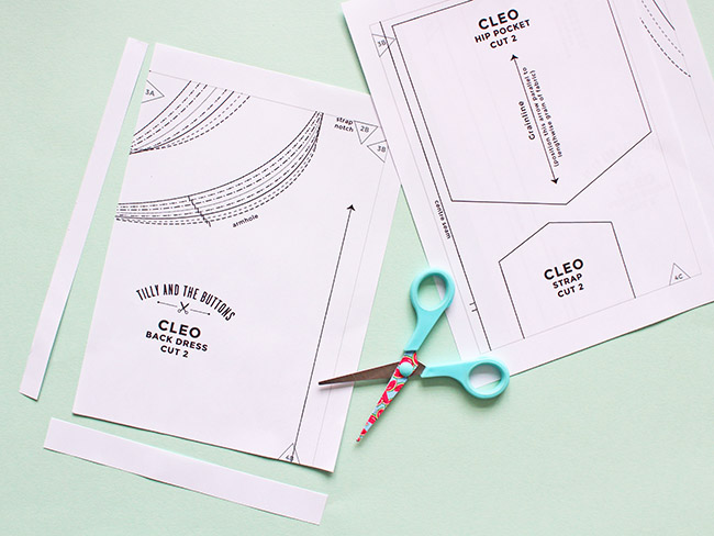 Sewing Patterns Paper