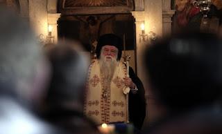 Καταδρομική επίθεση αντιεξουσιαστών σε ιερό ναό για την αθώωση Αμβρόσιου