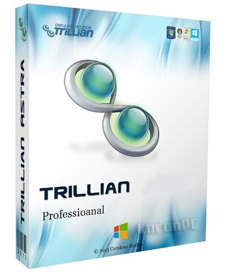 Trillian Pro 5.5 Build 18 + Crack