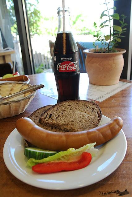 Almoço alemão