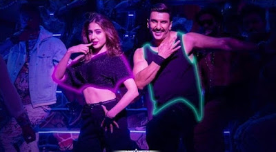 Simmba song Aankh Marey: This remix version won't disappoint you