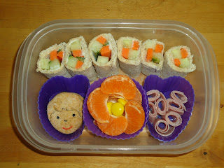 Sandwich Sushi made by PippaD