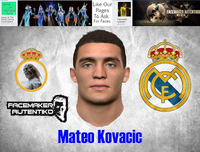 Mateo Kovacic By The White Demon & Autentiko