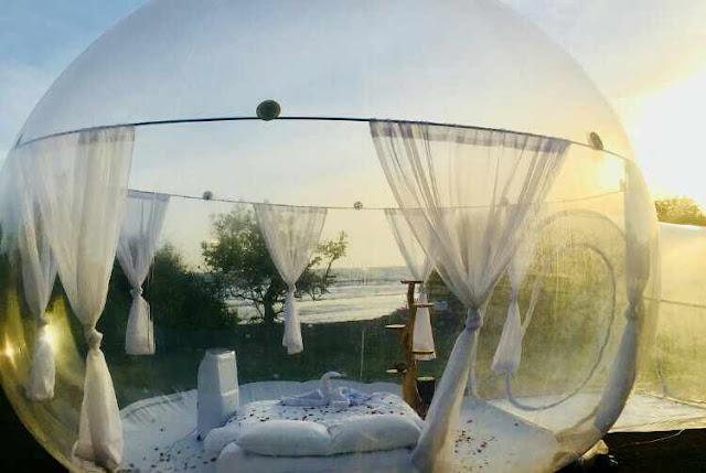 Keunikan Bubble Hotel Bali yang Keren di Bali