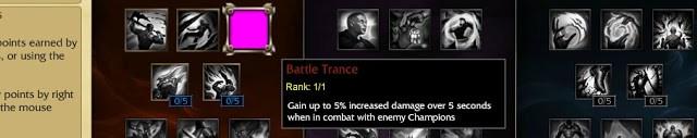 Battle Trance (Bậc 4)