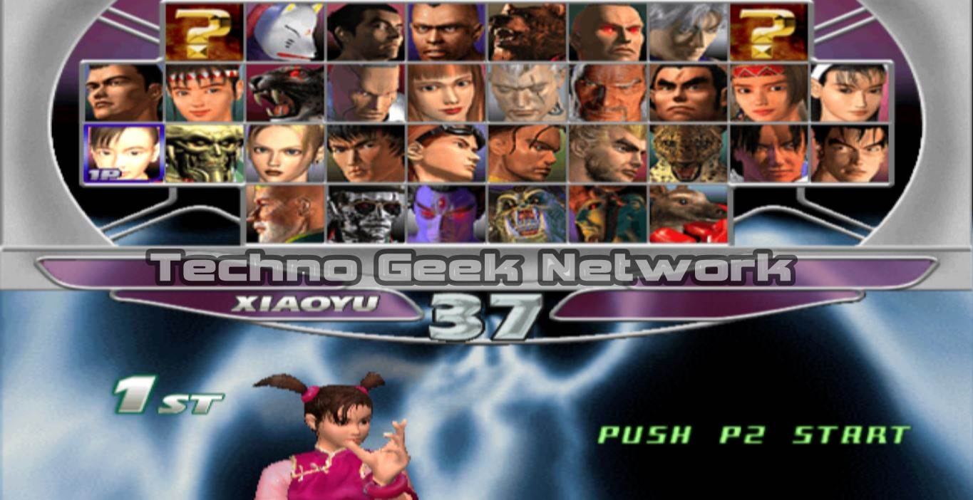 Free Download] Tekken Tag Tournament PCSX2 Memory Cards With All