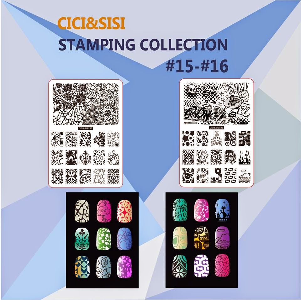 Lacquer Lockdwon - Cici&Sisi, CiciandSisi, Cici and SIsi, Cici & Sisi, nail art stamping plates, nail art stamping blog, new nail art stamping plates 2014, new cici&sisi jumbo sets, cici&sisi jumbo sets 3 and 4, nail art stamping, diy nail art, new nail art image plates 2014, new nail art plates 2014, nail art, jumbo sets, diy nail art, pueen, moyou london, stamping