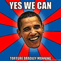 obama on manning: 'he broke the law' - so much for fair trial
