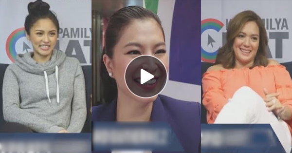 WATCH: Angel Locsin And Other Kapamilya Stars Revealed Their Ultimate Celebrity Crushes!