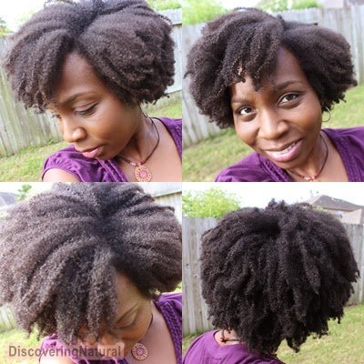 How to Refresh Wash and Go on 4B 4C Natural Hair