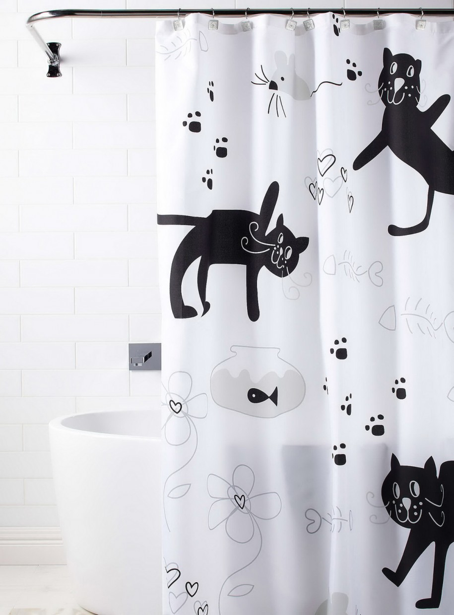 Home Priority: Wondrous Modern Shower Curtain Designs for your ...