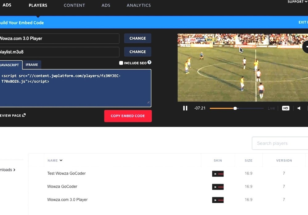 Wowza Streaming Engine - Best Media Streaming Software