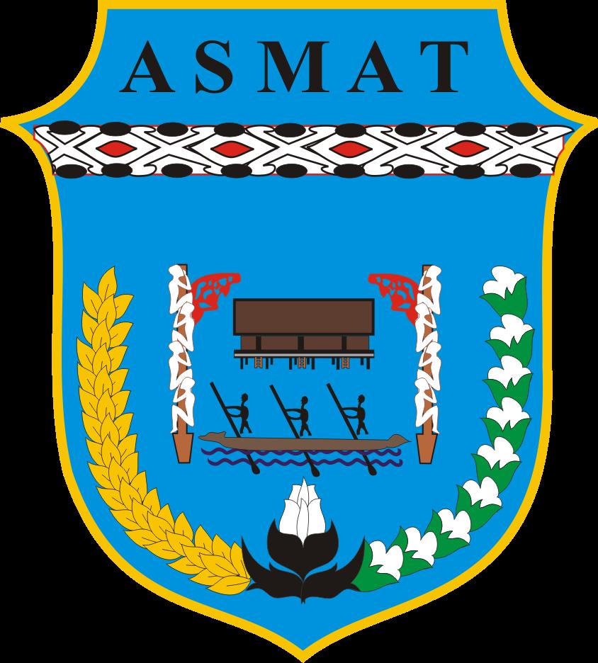 Logo Kabupaten Asmat Ardi La Madi S Blog