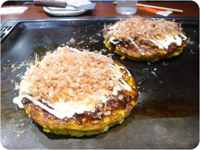 Okonomiyakis japonais