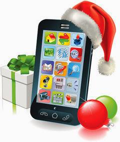 Las Mejores Aplicaciones Navideñas para móviles y tabletas
