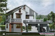 Villas Kerala Home Designs