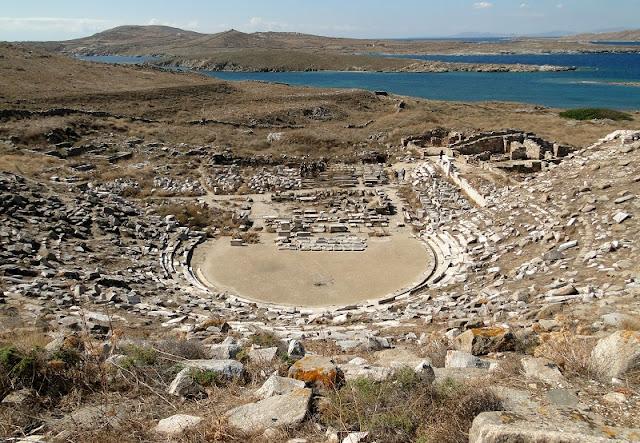 Passeio de um dia para Delos, Mykonos
