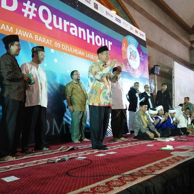 world quran hour