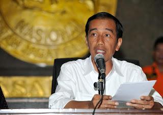 Joko Widodo, saat menjabat sebagai Walikota Surakarta (Solo)